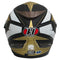 HIRO Helmet HD-09B Yellow Summer Dream (Full Face)