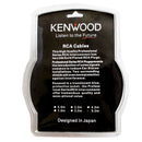 Kenwood RCA Cable 5m K-RX302RCA