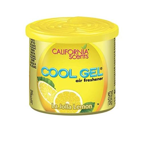 California Scent Cool Gel Air Freshener (La Jolla Lemon)
