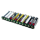 Mitsubishi Electric Battery R03NW (Set of 12)