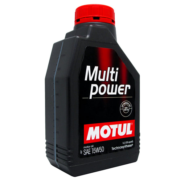 Motul Multipower SAE15W50 1L