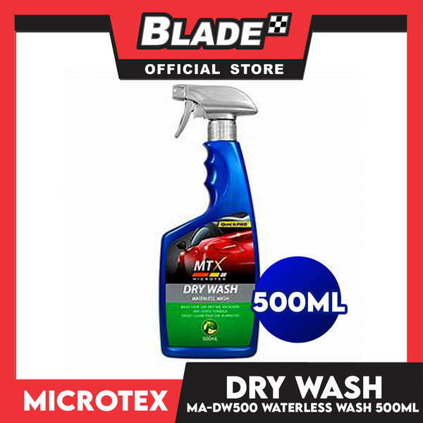 Microtex Dry Wash Waterless Wash MA-DW500 500mL