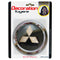 Center Cap Mitsubishi Black Set of 4 (Black)