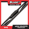 NWB Aqua Graphite Wiper Blade 35-022L 22'' for Ford Expedition, Civic, Hyundai Accent