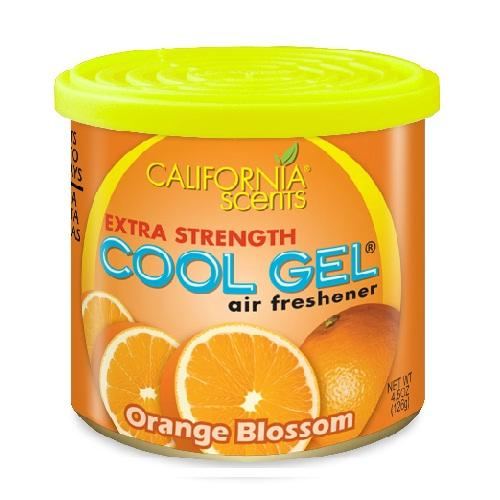 California Scent Cool Gel Air Freshener (Orange Blossom)