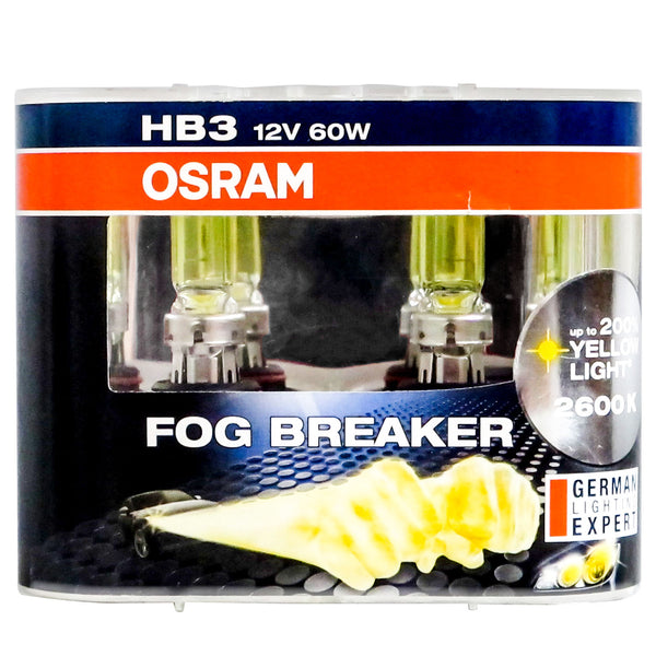 Osram Fog Breaker HB3/9005 Headlight Replacement Bulb