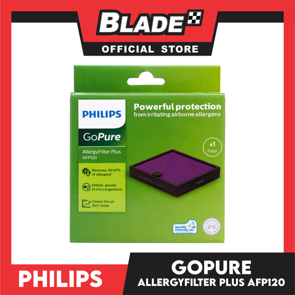 Philips GoPure AllergyFilter Plus AFP120