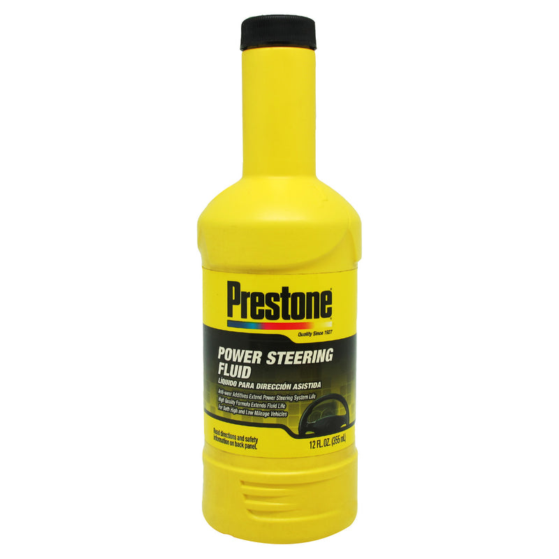 Prestone Power Steering Fuid 355mL