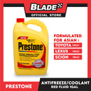 Prestone 50/50 Prediluted Antifreeze/Coolant Red 1Gal