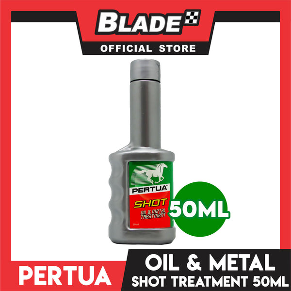 Pertua Shot Oil & Metal Treatment 50mL
