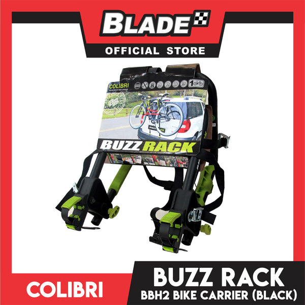 BuzzRack Colibri Trunk Mount Bike Carrier