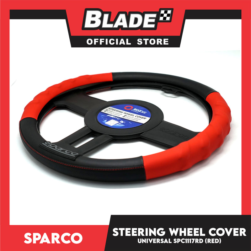 Sparco Steering Wheel Cover SPC1117RD