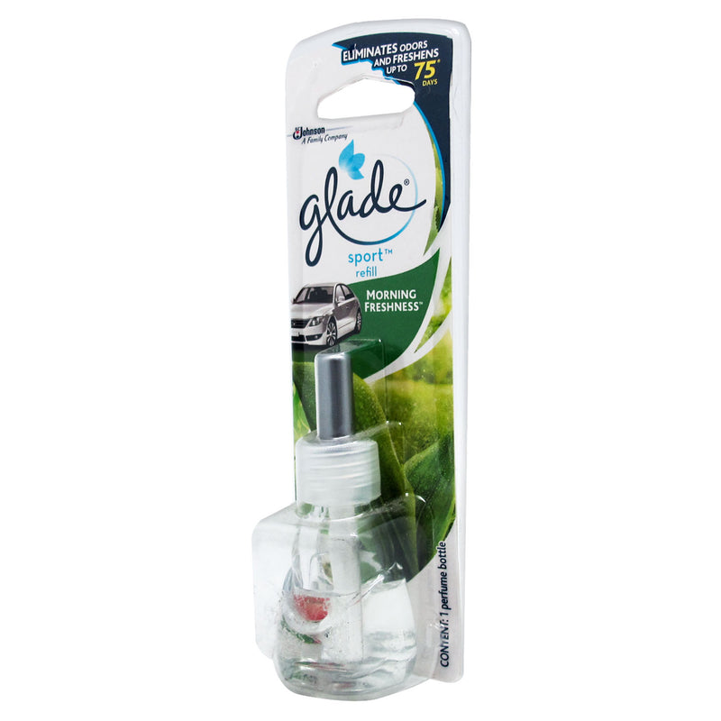 Glade Sport Refill (Morning Freshness) Air Freshener 7mL