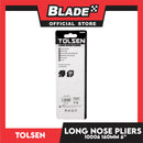 Tolsen Long Nose Pliers 10006 160mm 6""