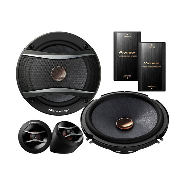 Pioneer TS-A1606C 350W 16cm Component Speaker Package