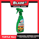 Turtle Wax Express Shine Carnauba Wax T-136R 473mL