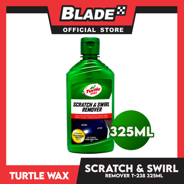 Turtle Wax Scratch and Swirl Remover T-238 325ml