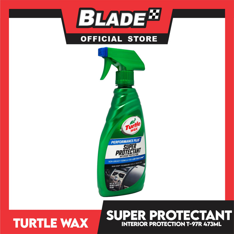 Turtle Wax Performance Plus Super Protectant Interior Protection T-97R 473ml