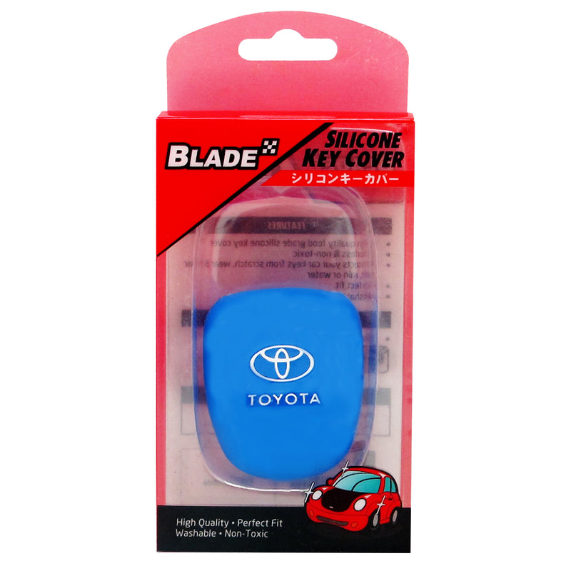 Blade Silicone Key Cover 2-Button (Toyota)