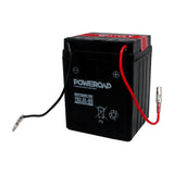 Poweroad Maintenance-free Motorcycle Battery YB2. 5L-BS