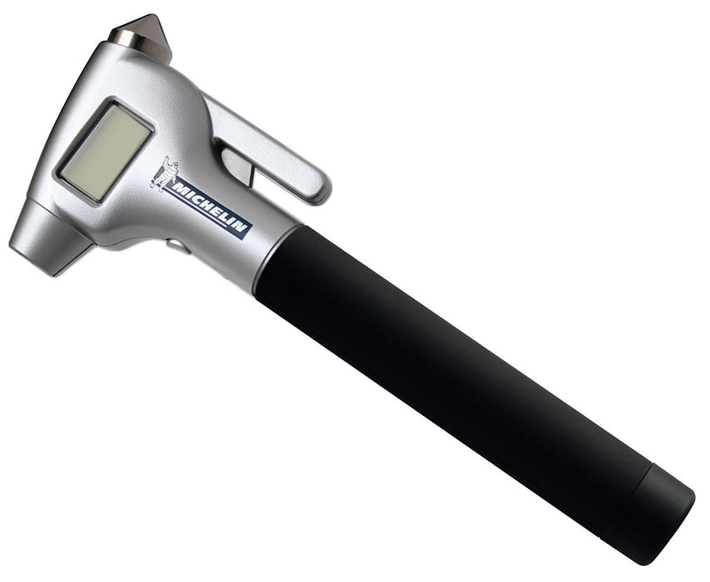 Michelin Escape Hammer & Tire Gauge MN-4525