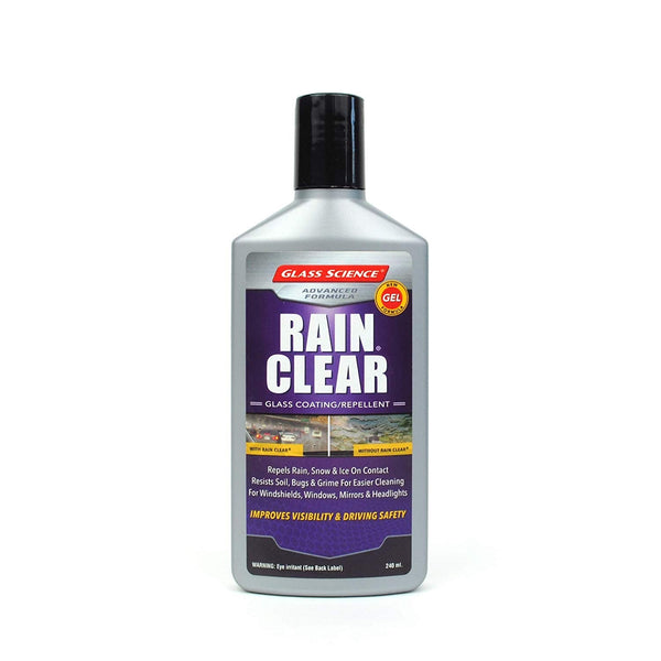 Glass Science Rain Clear Glass Coating/Repellent 240ml.