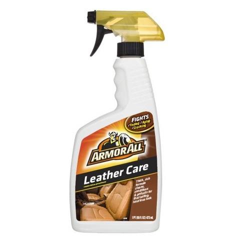 Armor All Leather Care Protectant 16oz / 473mL