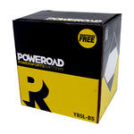 Poweroad Maintenance-Free Motorcycle Battery YB5L-BS