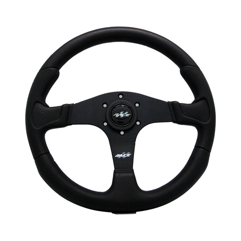 Momo Steering Wheel Race Dragster Black