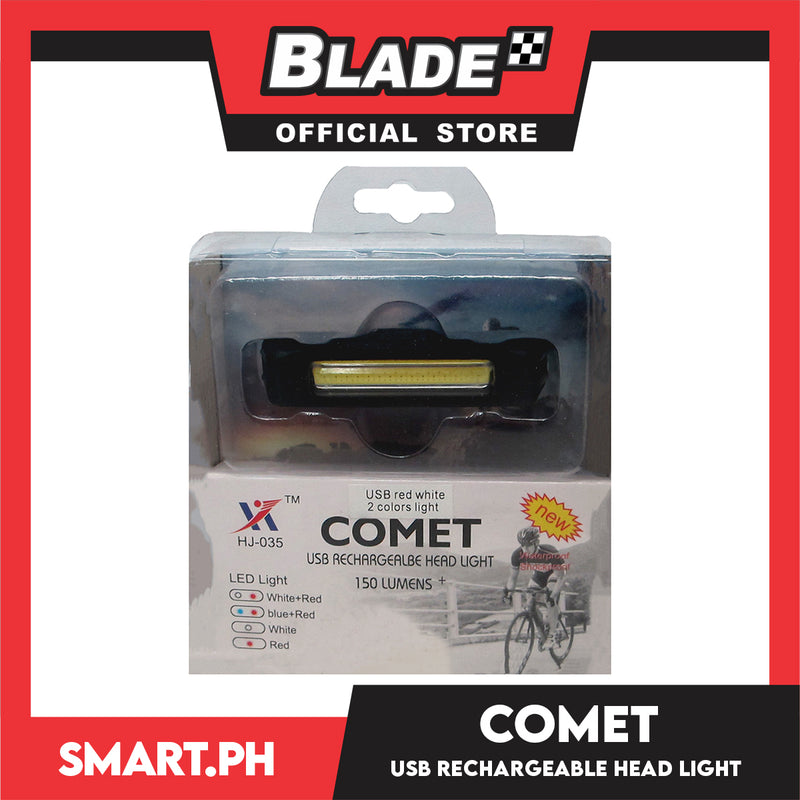 Comet USB Rechargeable Head Light HJ-035
