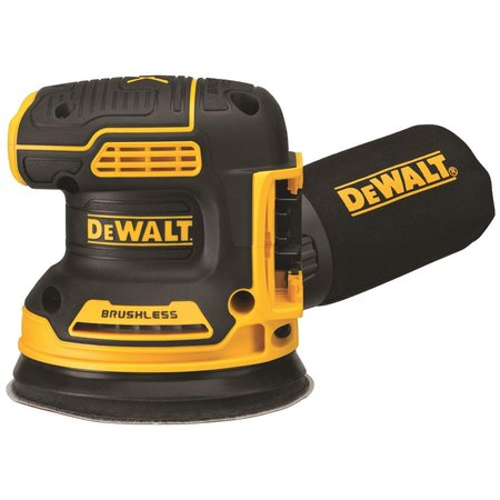 Dewalt's 18 Volt Sander ( DCW210 Not in UK yet).