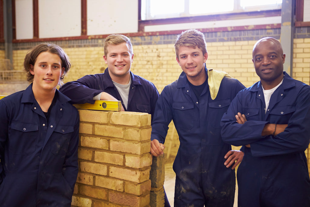 Getting Young People into the Trades – Why Have an Apprenticeship Scheme?