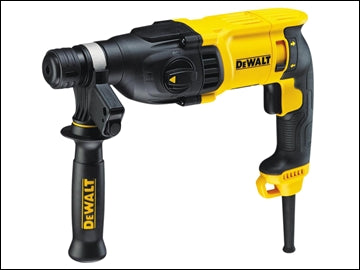 D25133K SDS 3 Mode 26mm Hammer Drill 800 Watt 240 Volt