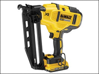 DCN660D2 XR Brushless Second Fix Nailer 18 Volt 2 x 2.0Ah Li-Ion