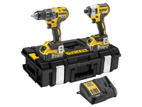 DCK266P2 XR Brushless Twin Pack 18 Volt 2 x 5.0Ah Li-Ion