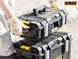 DEW170349 TOUGHSYSTEM™ 4 In 1 Trolley & 3 DS Toolboxes