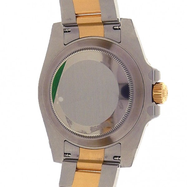 Rolex Submariner 116613LB 18k Yellow Gold Stainless Steel Oyster Automatic Watch