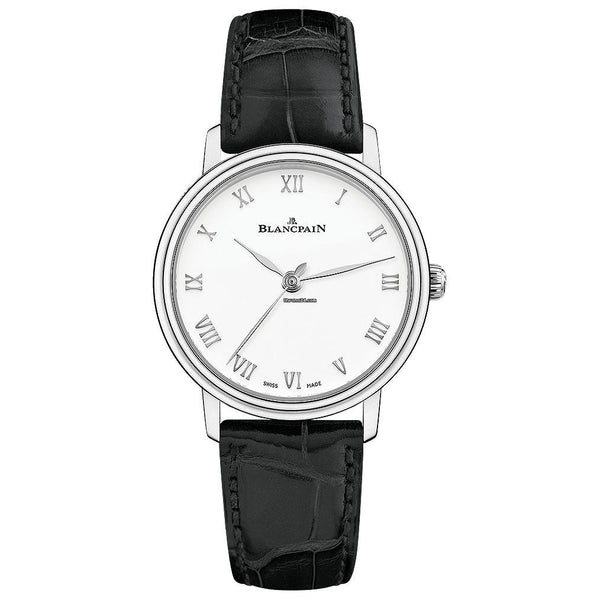 Blancpain Villeret Ultra Slim Automatic 29.2mm Ladies Watch 6104-1127-55A