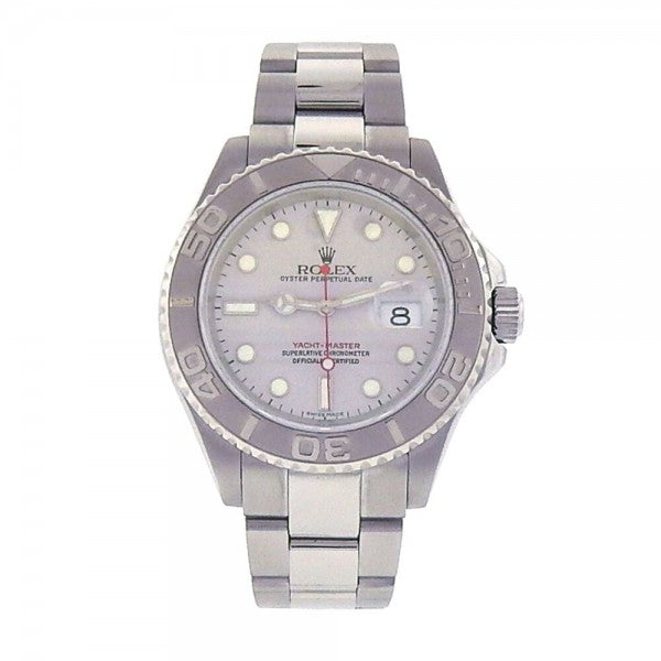 Rolex Yacht-Master 16622 Stainless Steel Automatic Watch - ChronoNation