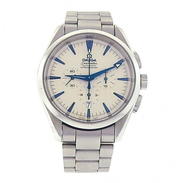 Omega Seamaster Aqua Terra Stainless Steel Automatic Men's Watch 2512.30.00 - ChronoNation