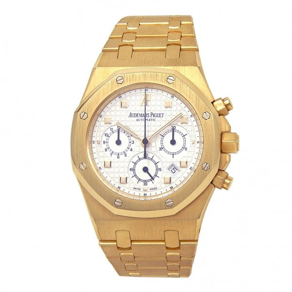 Audemars Piguet Royal Oak Perpetual Calendar 18k Rose Gold 26574OR.OO.1220OR.02 Watch