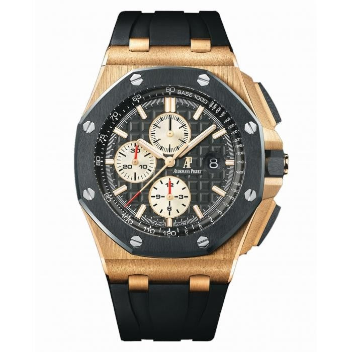 Audemars Piguet Royal Oak Offshore Chronograph 18k Rose Gold 26401RO.OO.A002CA.01