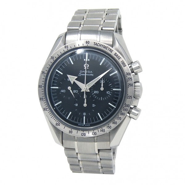 Omega Speedmaster Broad Arrow Stainless Steel Mechanical Men's Watch 3594.50.00