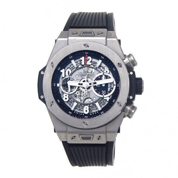 Hublot Big Bang Unico Titanium Automatic Chronograph Men's Watch 411.NX.1170.RX