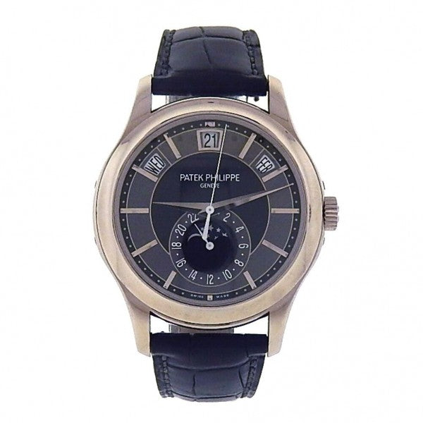Patek Philippe Complications Annual Calendar Automatic Men's Watch 5205G-010 - ChronoNation