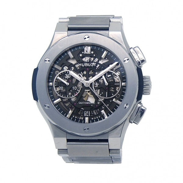 Hublot Classic Fusion Aerofusion Titanium Automatic Men's Watch 525.NX.0170.NX