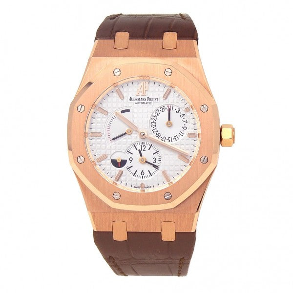 Audemars Piguet Royal Oak Dual Time 26120OROOD088CR01