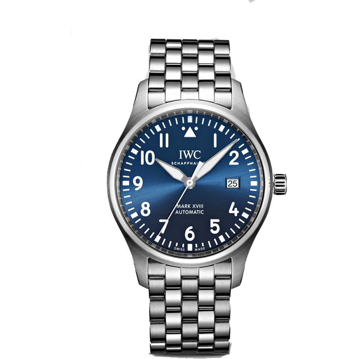 IWC Pilot 40mm IW327016 Stainless Steel Men's Watch