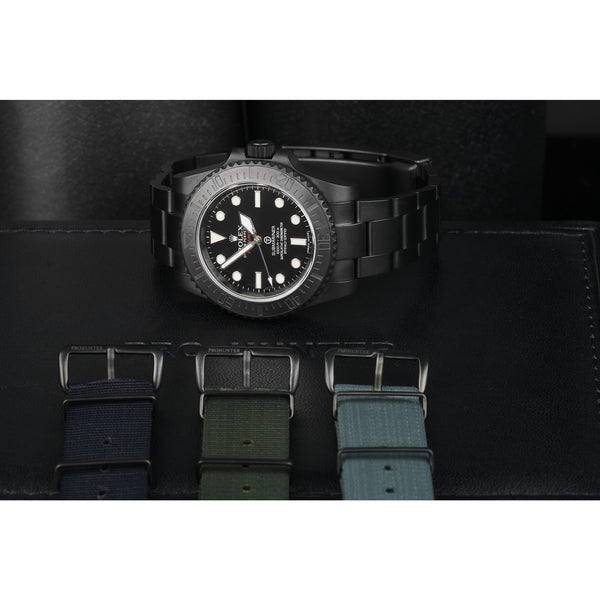 Pro Hunter Submariner Military With Bracelet 114060 Men's Watch