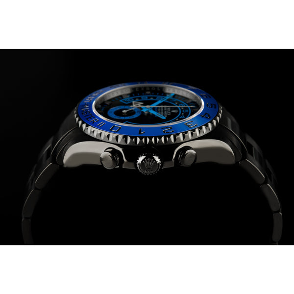 Pro Hunter Blue Yacht-Master II 116680 Men's Watch